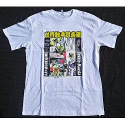 T-Shirt Collage Gelb