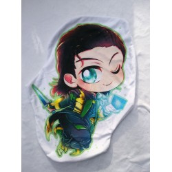 Avengers - Loki, Kissen 16
