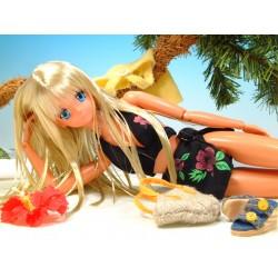 Doll - Lycee - Blue Curacao